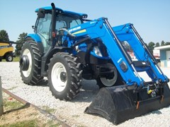 Tractor For Sale 2015 New Holland T6.180 , 145 HP