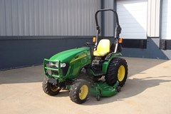 Tractor - Compact Utility For Sale 2012 John Deere 2520 , 26 HP