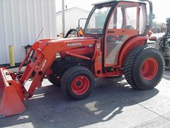 Tractor - Compact For Sale Kubota L3130HST , 30 HP