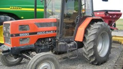 Tractor - Row Crop For Sale 1991 Agco Allis 6690 , 86 HP