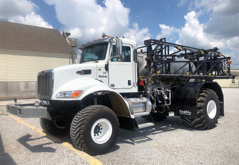 2016 3D-P Technology Stahly Peterbilt  Sprayer-Self Propelled For Sale