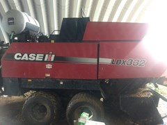 Baler-Square For Sale 2008 Case IH LBX332