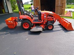 Tractor - Compact Utility For Sale 2006 Kubota BX1850 , 18 HP