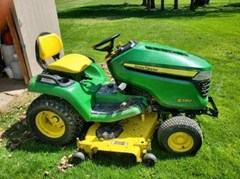 Lawn Mower For Sale 2017 John Deere X580 , 24 HP