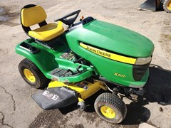 Lawn Mower For Sale 2007 John Deere X300 , 18 HP