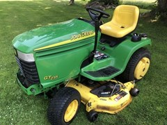 Lawn Mower For Sale 2003 John Deere GT235 , 18 HP