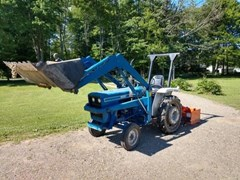 Tractor - Compact Utility For Sale 1980 Ford 1300 , 23 HP