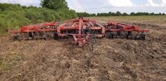 Disk Harrow For Sale 2011 Krause 8200