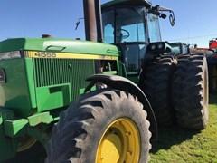 Tractor - Row Crop For Sale 1989 John Deere 4555 , 155 HP