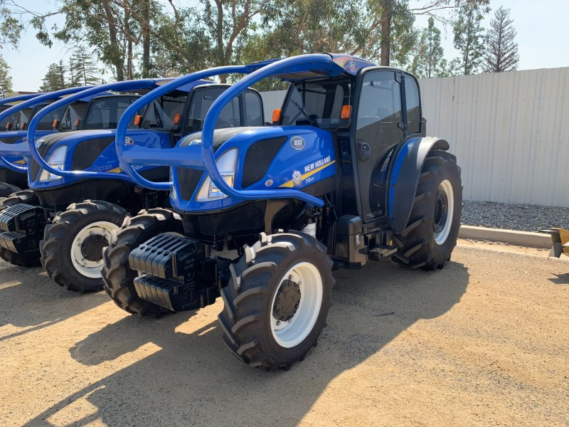2018 New Holland T4.110F LPC Tractor For Sale