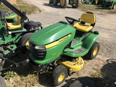 Lawn Mower For Sale 2008 John Deere X300 , 18 HP