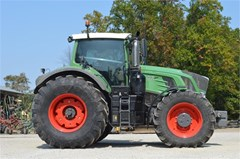 Tractor For Sale 2014 Fendt 930 VARIO TMS , 330 HP