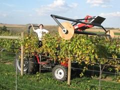 Misc. Vineyard Equipment For Sale Misc Net Roller 14'
