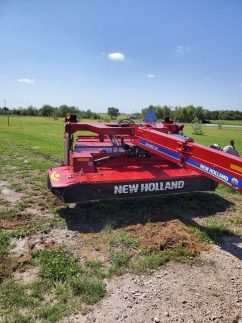 2019 New Holland 310R Disc Mower For Sale