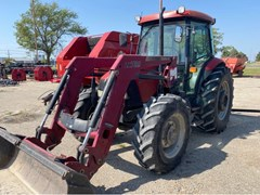 Tractor For Sale 2007 Case IH JX95 , 95 HP