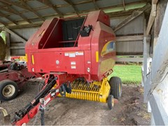 Baler-Round For Sale 2009 New Holland BR7070