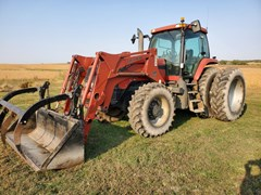 Tractor For Sale 1999 Case IH MX180 , 190 HP