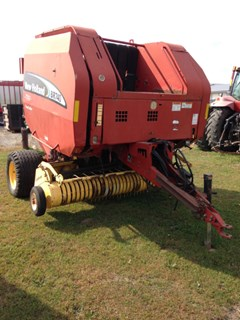 Baler-Round For Sale New Holland BR740
