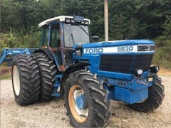 Tractor For Sale Ford 8830 , 180 HP