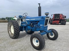 Tractor For Sale Ford 7600 , 96 HP