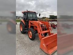 Tractor For Sale 2005 Kubota M7040 , 67 HP