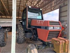 Tractor For Sale 1989 Case IH 1896 , 105 HP