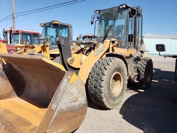 2015 Case 621F Wheel Loader For Sale