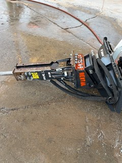 Hydraulic Hammer  Bobcat NB140