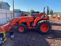 Tractor  Kubota TL