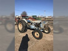 Tractor For Sale 1970 Ford 4000 , 55 HP