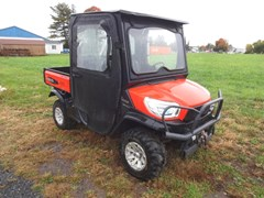 Utility Vehicle For Sale 2014 Kubota X1120DWLA , 25 HP