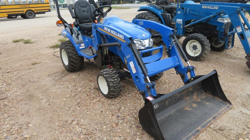 2019 New Holland WORKMASTER 25S Tractor For Sale