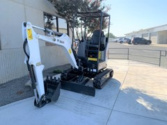 Excavator-Track For Sale 2021 Bobcat E20 , 14 HP
