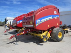 Baler-Round For Sale 2015 New Holland 560RB