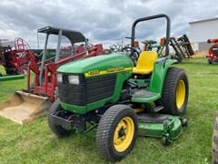 Tractor For Sale 1999 John Deere 4300
