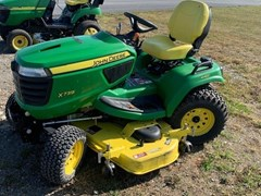 Riding Mower For Sale:  2015 John Deere X739 , 26 HP