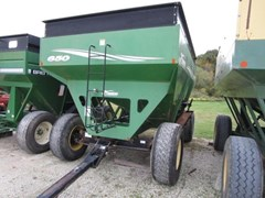 Gravity Box For Sale 2012 Demco  650 GREEN