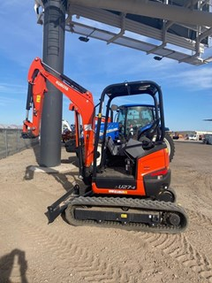 Excavator-Track  Kubota U27-4R1