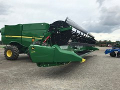 Header-Draper/Flex For Sale 2020 John Deere 745FD