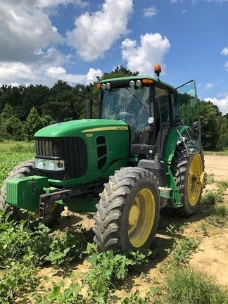 2010 John Deere 7430 Premium Tractor - Row Crop For Sale