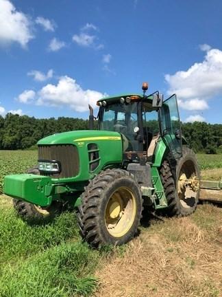 2009 John Deere 7430 Premium Tractor - Row Crop For Sale