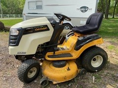Lawn Mower For Sale 2014 Cub Cadet LTX1045 , 20 HP