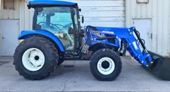 Tractor For Sale 2020 New Holland WM 75 T4A