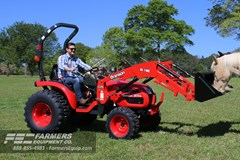 Tractor For Sale 2020 Branson 2610H , 24 HP