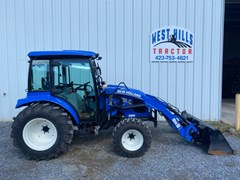Tractor For Sale 2017 New Holland Boomer 47 , 46 HP
