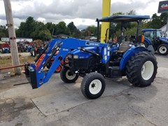 Tractor For Sale 2003 New Holland TN65 R2L , 65 HP