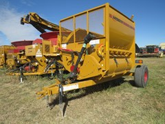Bale Processor For Sale 2016 Crust Buster HB 2660