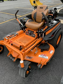 Zero Turn Mower For Sale 2020 Scag SCZII-61V-37BV-EFI , 37 HP