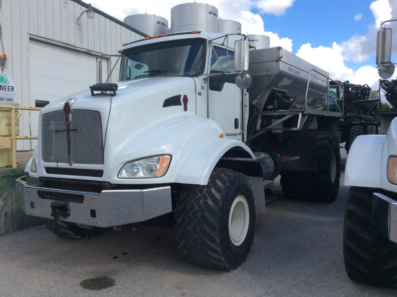 2012 Kenworth New Leader L4000 Fertilizer Spreader For Sale