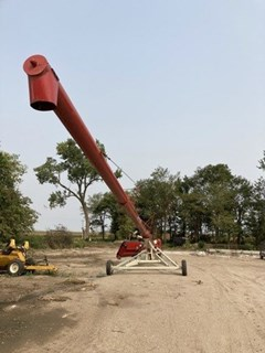 Auger-Portable For Sale Farm King Allied 13x70